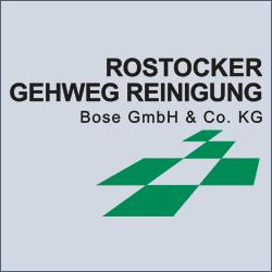 Rostocker Gehweg Reinigung