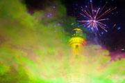 Warnemünder Turmleuchten, Foto: Holger Martens